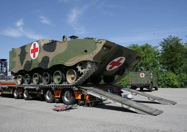中国大批装备抵达德国,到底是意欲何为?专家:实战检验的机会_德国新闻_德国中文网