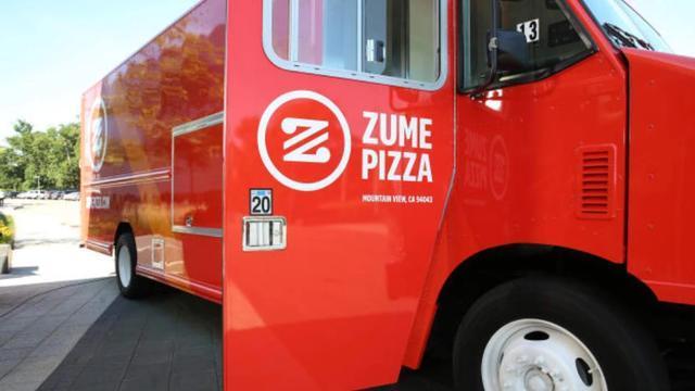 """软银投资再次""""爆仓"""":Zume裁员一半关闭披萨业务 曾投4亿美元"""