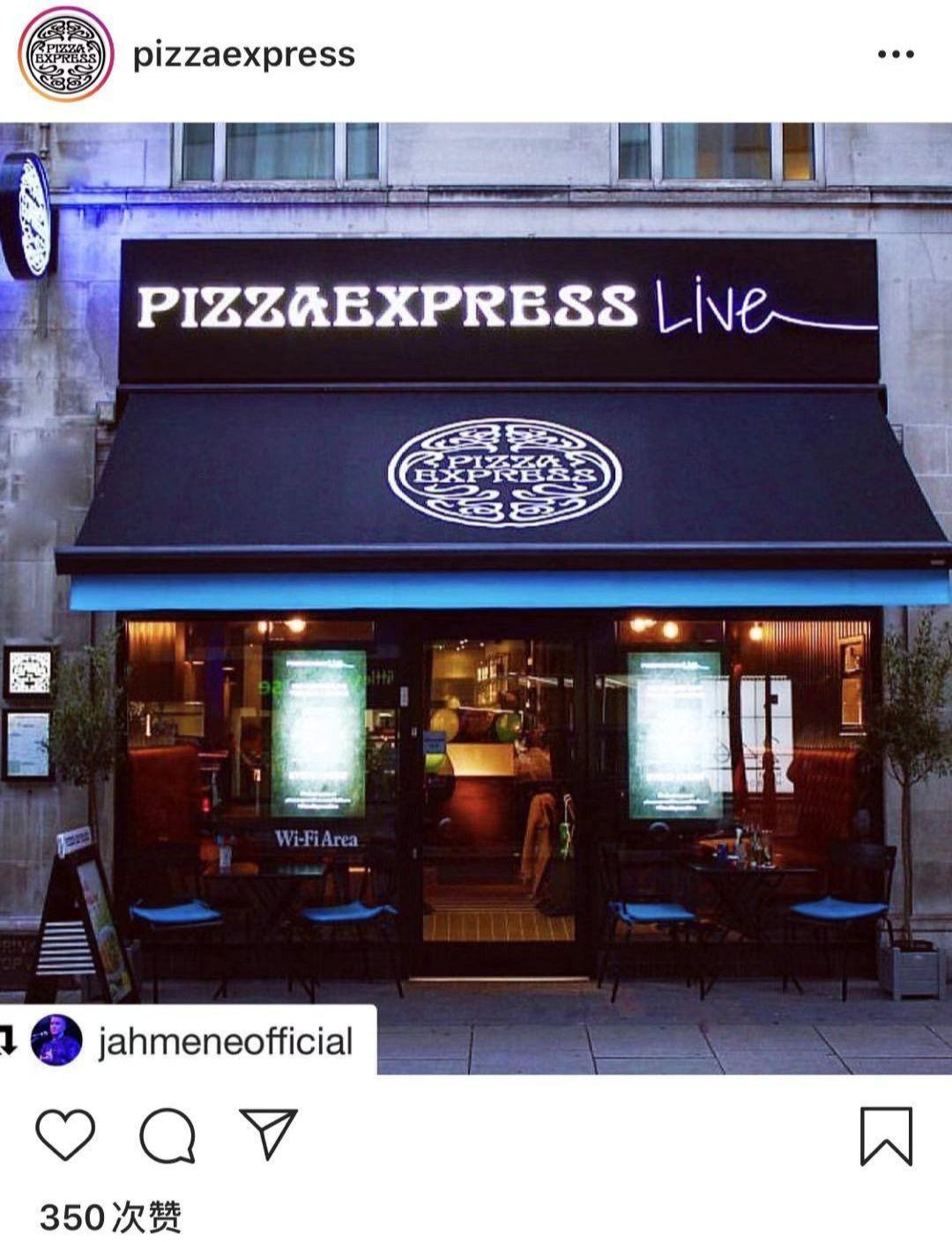55岁的伦敦老店来IFS了!专卖脆脆披萨。