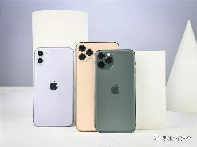 [热点]原创苹果手机在中国出货量大幅增长,iPhone11热卖!
