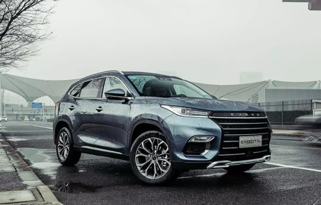 Test Drive Xingtu TX / TXL Sport Driving Feels No Lost in Luxury Cars