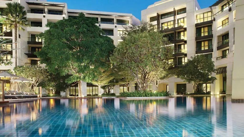 曼谷5大超棒的精选亲子酒店!寒假亲子游,全家去撒欢