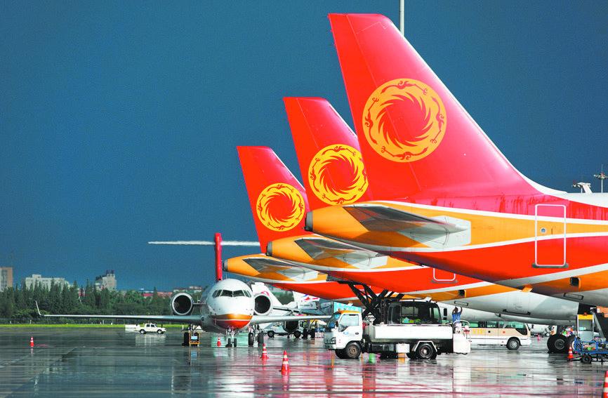 """成都机场开通""""成都=塔什干""""定期客运航线"""