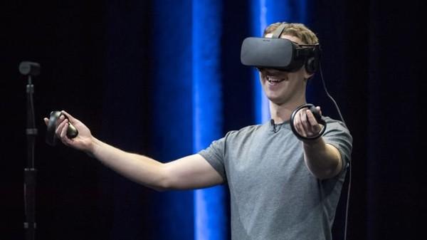扎克伯格预测未来:10年内AR VR眼镜将有重大突破