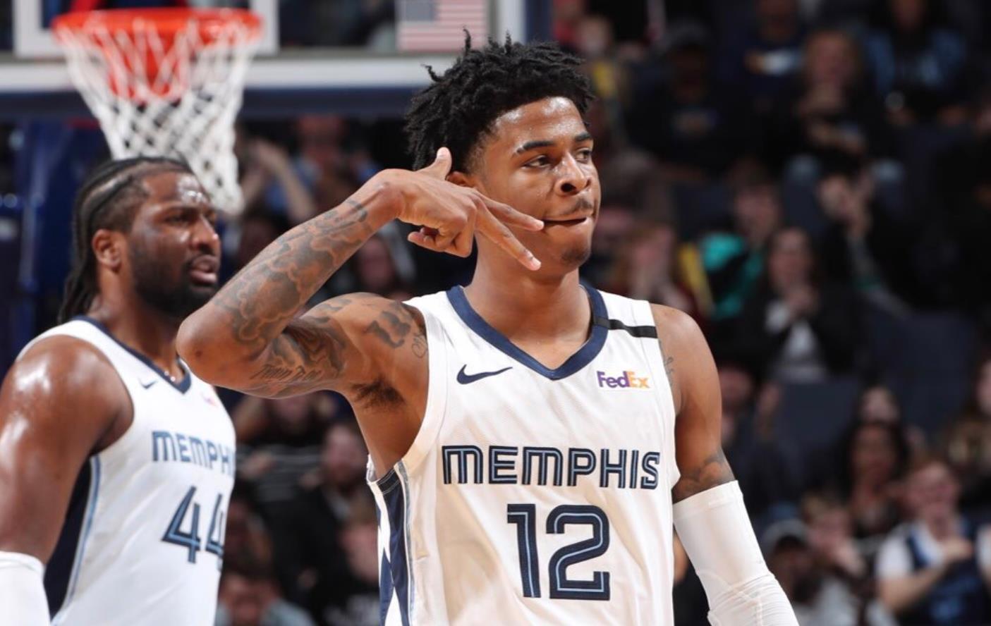 2019/20赛季NBA最新官宣新秀榜单