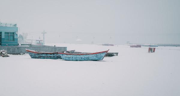 【热点】冬日北戴河,那片最孤独的海