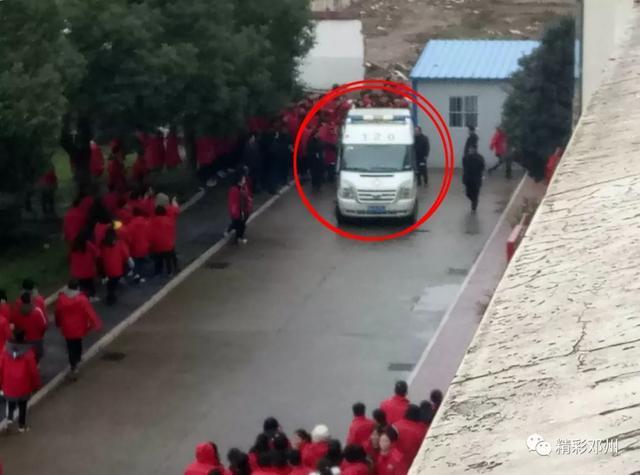 突发!邓州市某高中一学生坠楼?