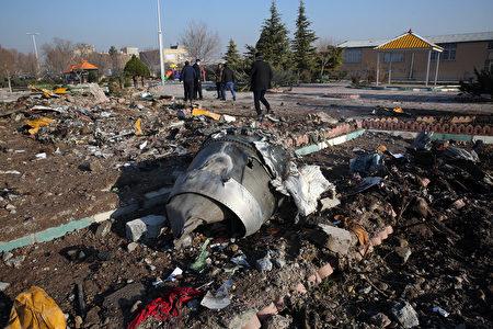 美英加三国声称伊朗击落乌克兰客机,伊朗:证据呢