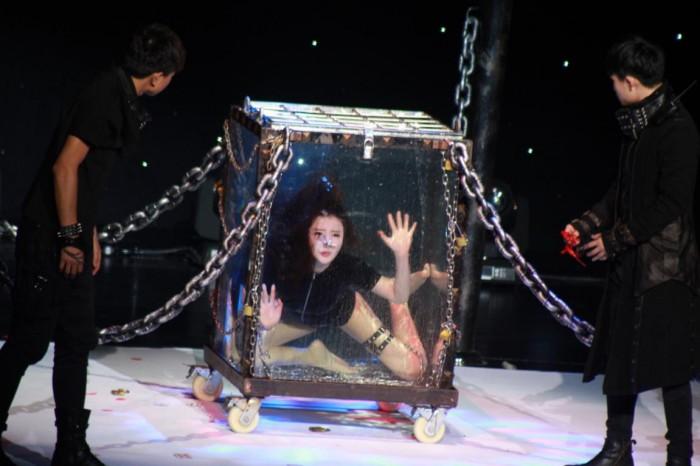 中国首位女魔术师张瑞宁或将登上央视春晚