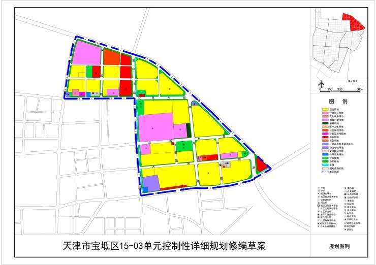 """厚积薄发!9大板块规划集中曝光 这个区成为天津最佳""""潜力股"""""""
