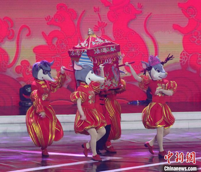 新疆兵团2020年春节联欢晚会举办