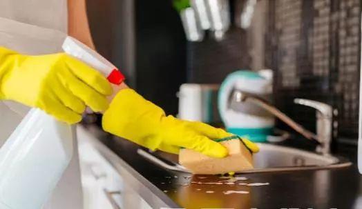 厨房内容易藏污纳垢,九个妙招解决厨房卫生!