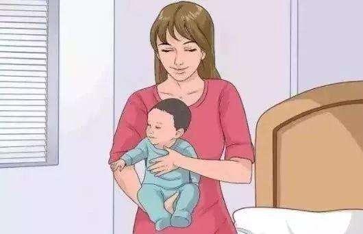 心聚心:宝宝安全又舒适的正确抱姿,掌握好了会更好带