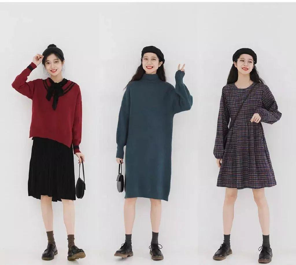 就是有点甜!可爱女生的冬季日常搭配推荐,新春一样可以这样穿
