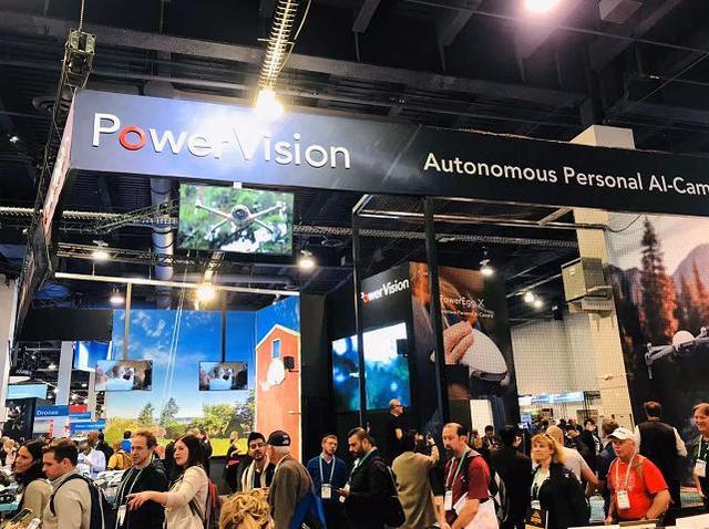 PowerEgg X获顶级创新奖,PowerViosion臻迪科技再添重量级奖项