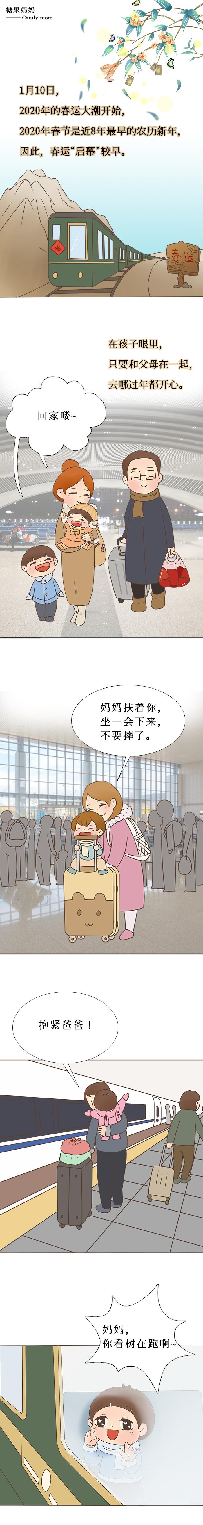 """【春运启幕,孩子是路上最重要的""""行李"""",四点提醒父母需牢记】"""
