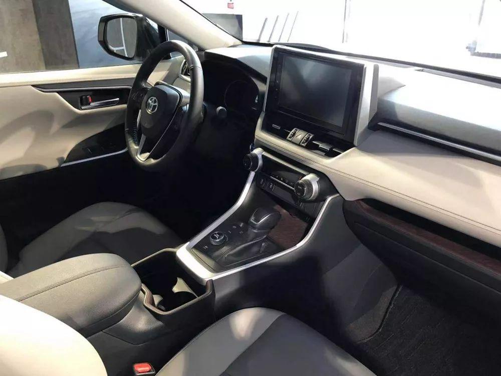新代TSS智行安全系统加持,一汽丰田全新RAV4荣放获得2020年度智能都市SUV称号
