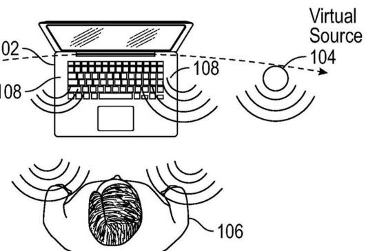 虛擬音頻定位?蘋果這項專利有點意思