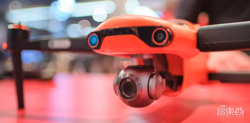 Autel Robotics无人机视频画质超过大疆!消费级无人机领域再杀黑马