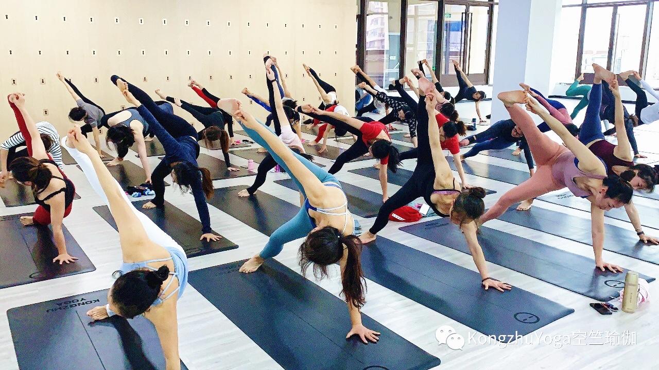 郑州瑜伽锻练培训 好国瑜伽同盟RYT200课程片里晋级-2020年天下招死通讲开