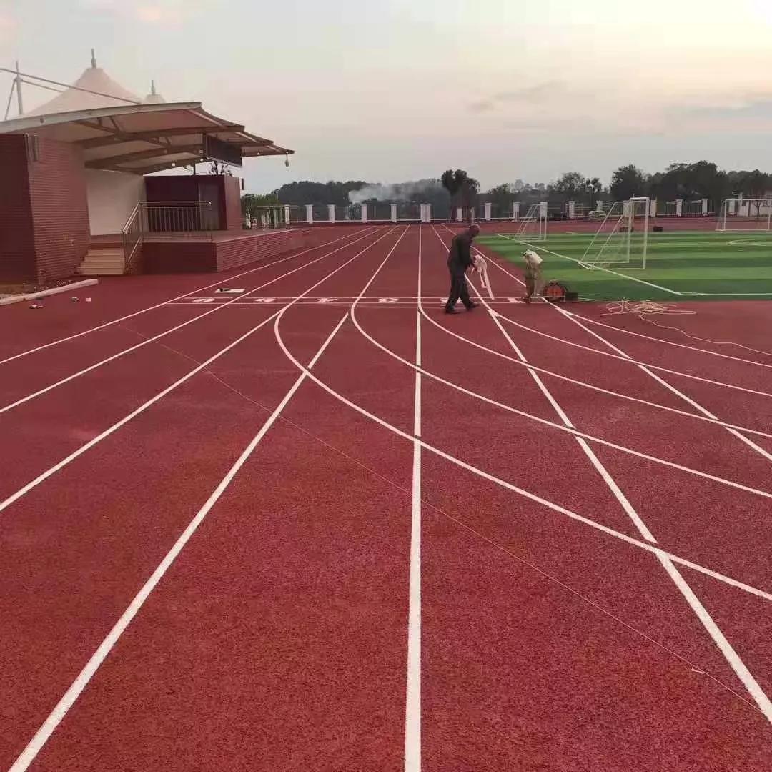 广东东莞塑胶跑道 透气型跑道 混合型跑道 全塑... - 中国供应商