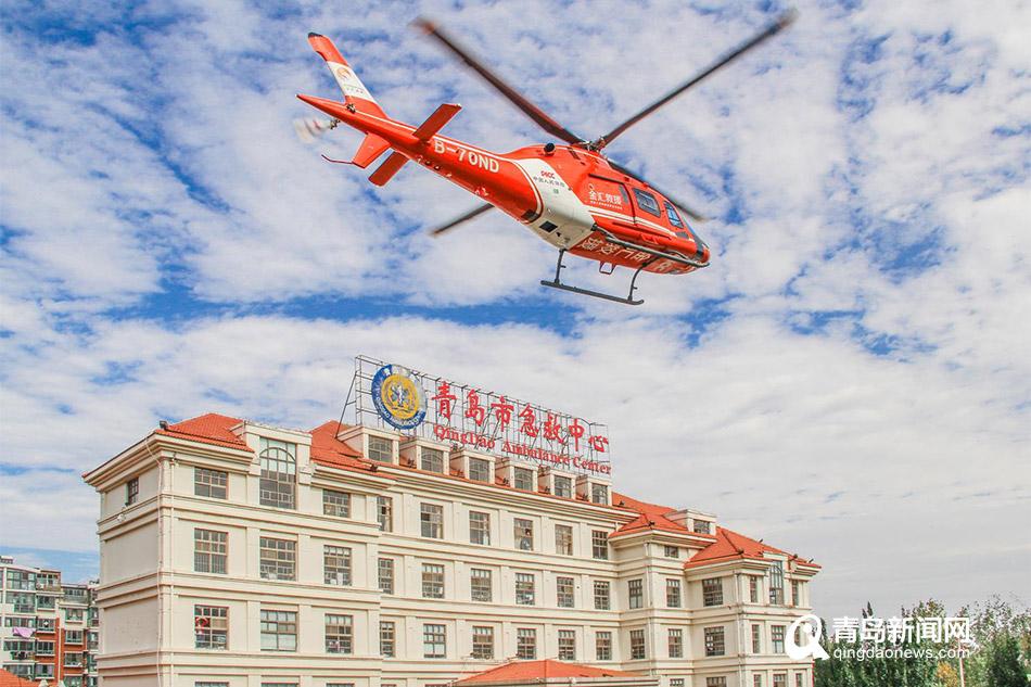 青岛打造国内领先急救网络急救单元增至177个