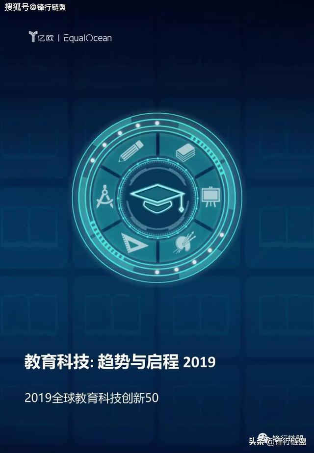 2019全球教育科技创新50
