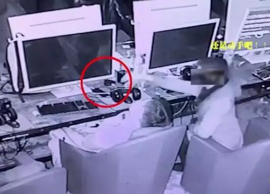 亳州一男子想换手机就到网吧盗窃 结果被抓