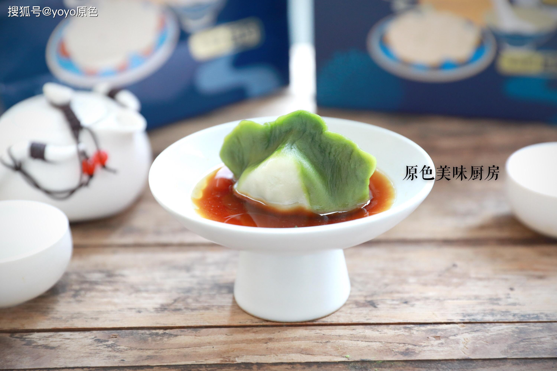 _这饺子颜值高口感也不错,做一盘不够吃,趁着过年学起来