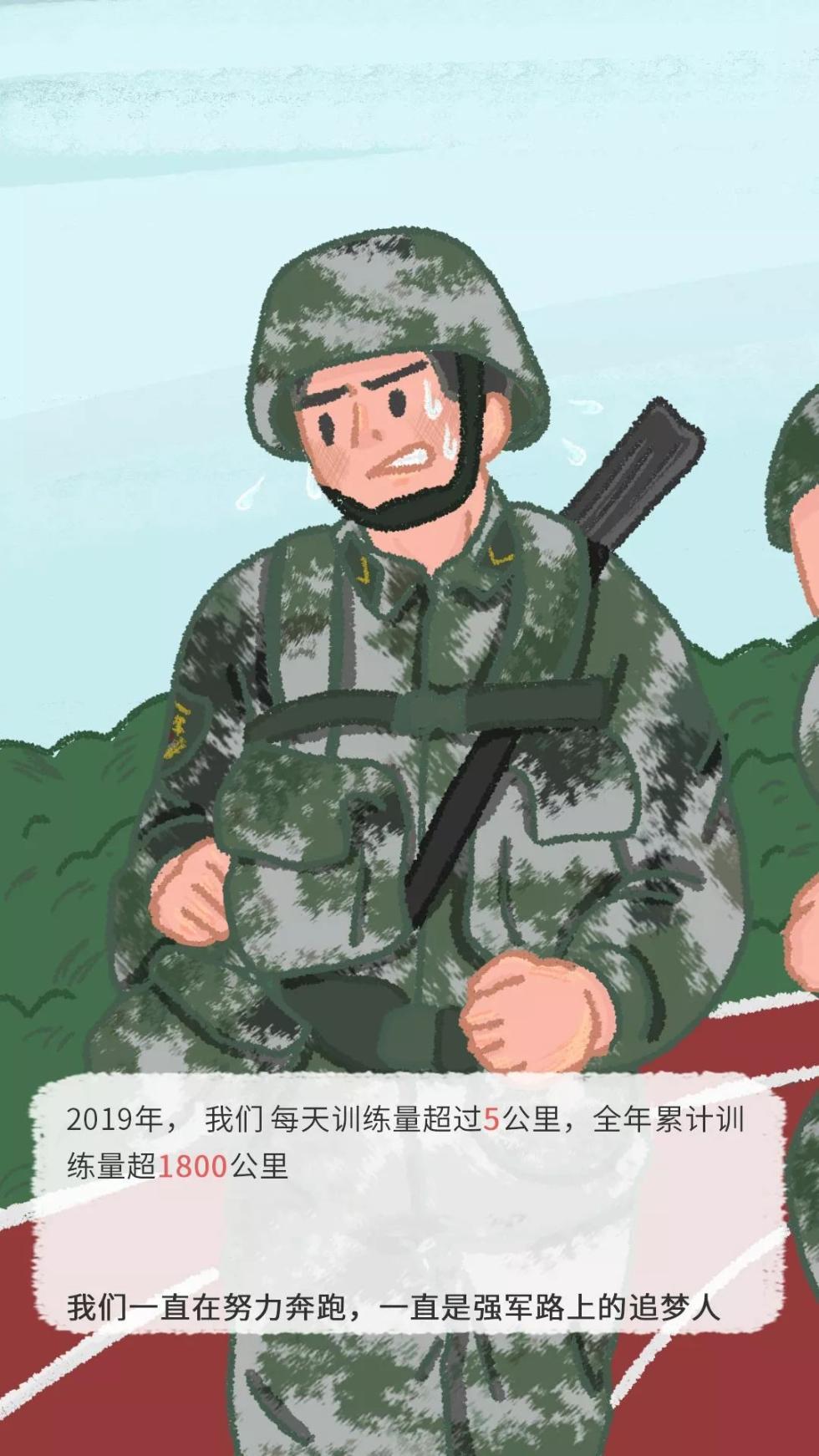 """中国军人的""""年度账单""""来了!看不够的精彩"""
