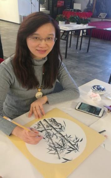 青年女画家王洁作品欣赏