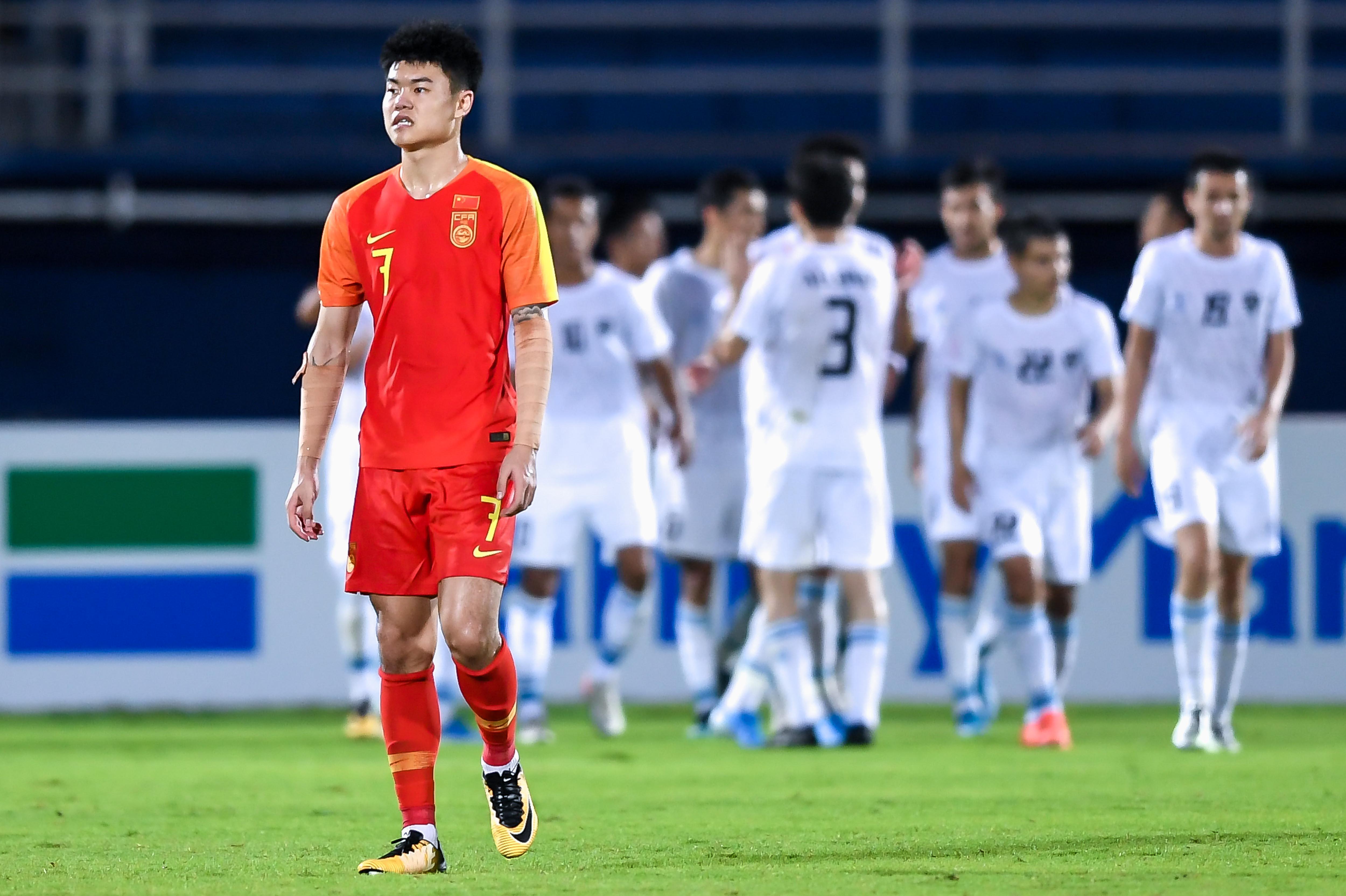 1月12日国奥vs乌兹别克斯坦战报