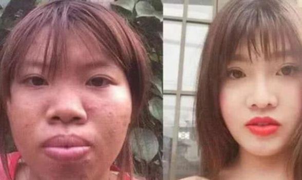 越南丑女整容后成功嫁给富二代,生下女儿后却被抛弃,现状如何_