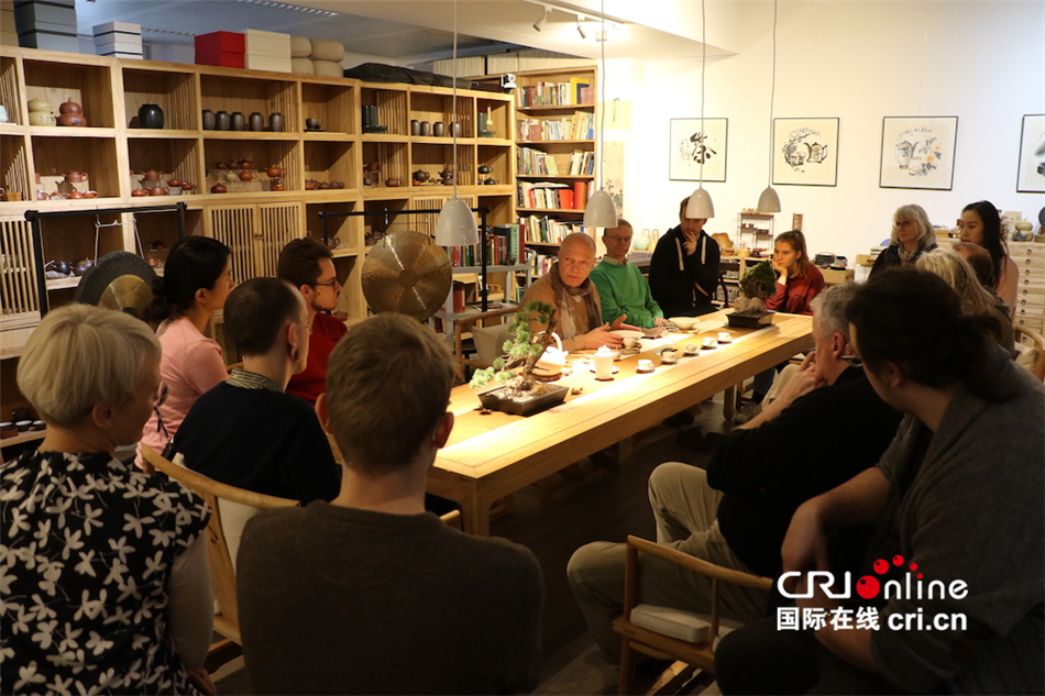 <b>法兰克福在茶香与书香中迎接中国春节</b>