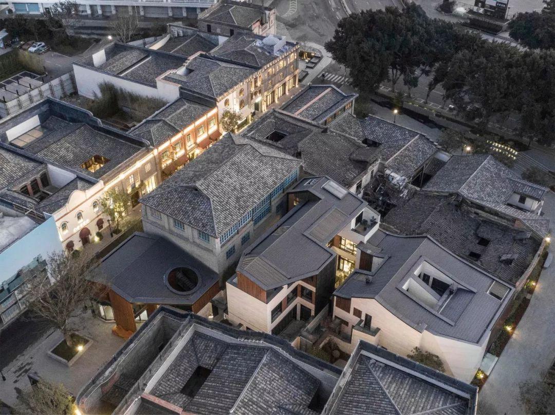 这个福州老街改造,如何连获四个建筑大奖?