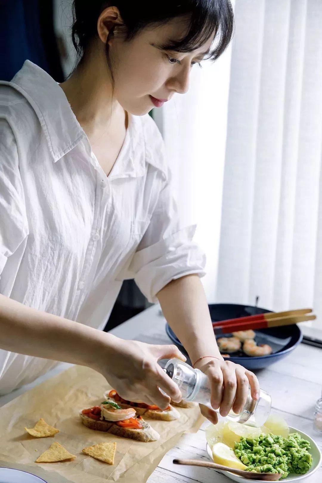 专访Chef Olivia孙晓闻:不爱职场爱厨房,想让更多人了解徽州美食
