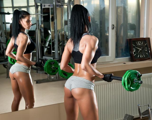 减肥有氧运动和无氧运动的分配图片