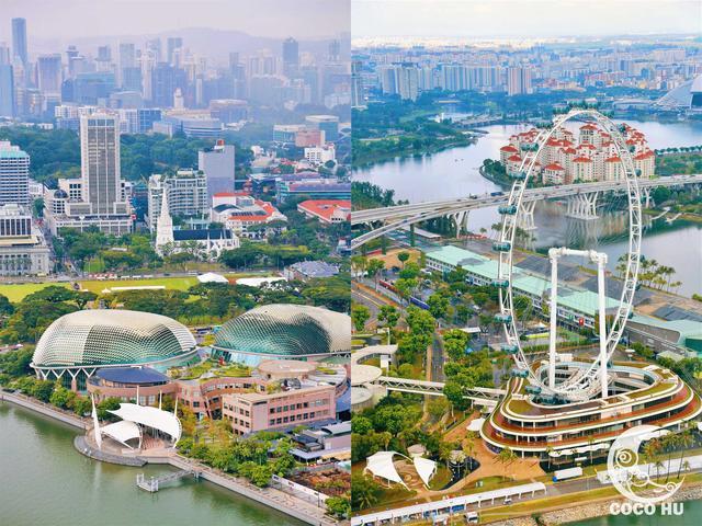 春节游新加坡滨海湾金沙 入住未来城市森林