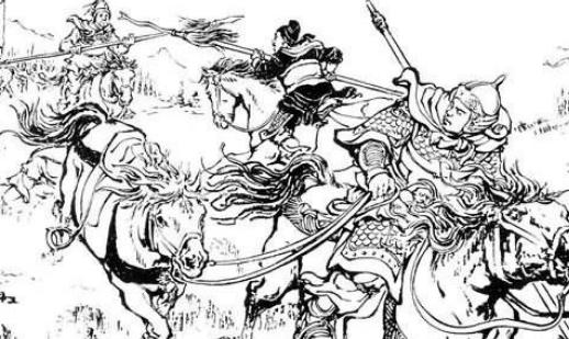 三国演义 赵云排第二,在蜀汉 五虎上将 中的排名怎么样图片