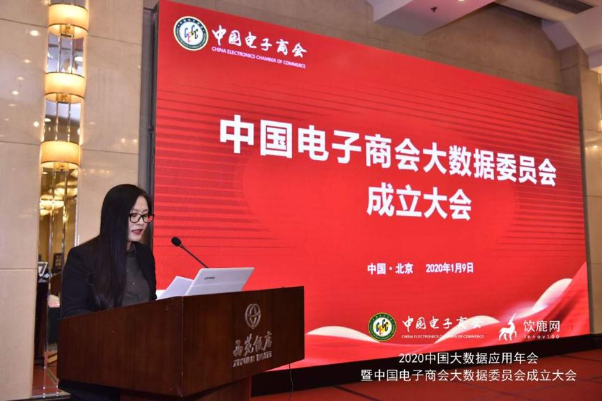 2020中国大数据应用年会暨中国电子商会大数据委员会成立大会在京成功召开