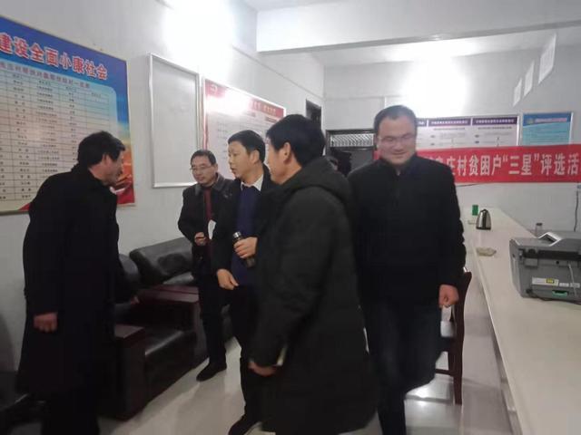 方城县领导到小史店镇调研基层党建工作