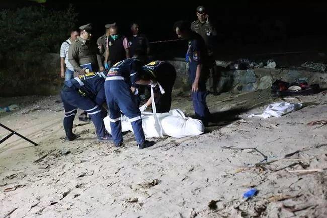 泰国海滩又发惨案!广东女子被抛尸大海,其丈夫有重大嫌疑
