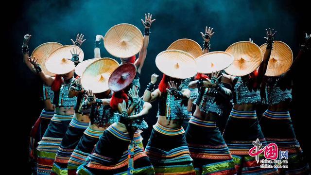 《云南映象》第6000场纪念版在京上演