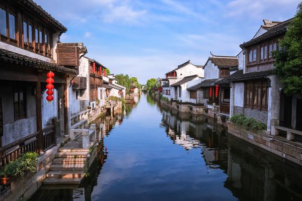 江苏一个鲜为人知的古镇,可与乌镇相媲美,却很少有人知道