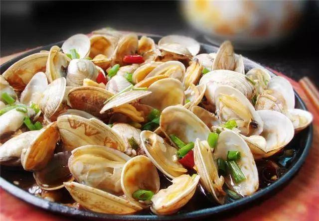 """【为什么你做的""""花蛤""""不好吃?重点是这两步,学会肉质鲜嫩不牙碜】"""