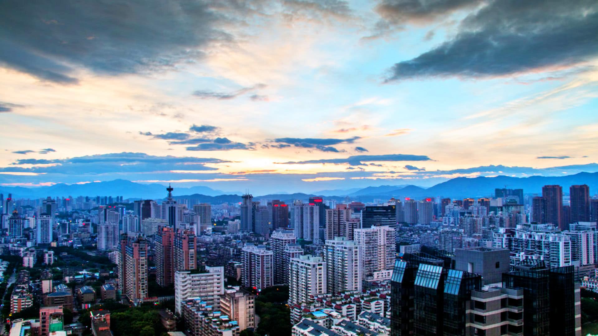 福州2019经济总量_福州经济