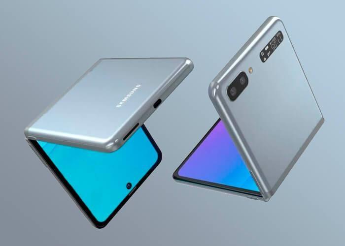 目前还没有得到证实三星新款折叠屏幕手机的官方名称据说是银河Z Flip