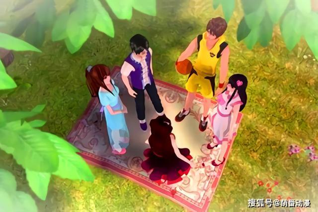 叶罗丽:王默真正的恋人其实早已公开,从人物设定来看并非水王子