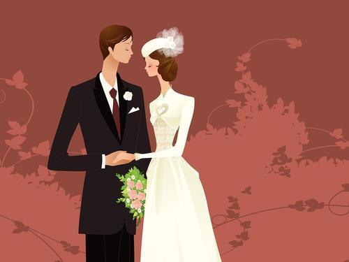 原创十二星座,达到什么条件才会结婚?