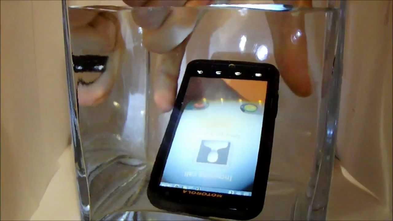 又被苹果骗了!IP68级的iPhone,根本不防水